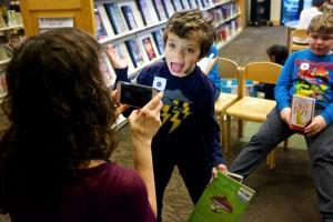 Roving Reader Leaders